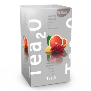Tea2o - Pomeranč & Guarana 20x 1,6g